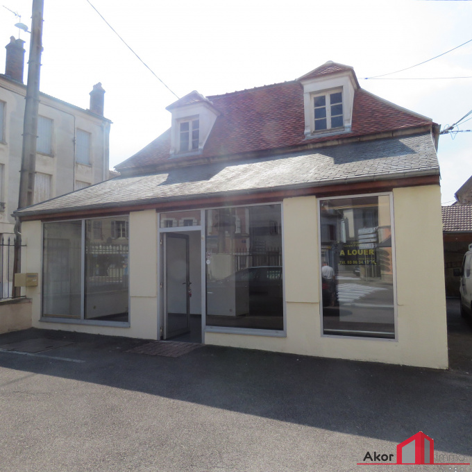 Vente Immobilier Professionnel Local commercial Avallon (89200)