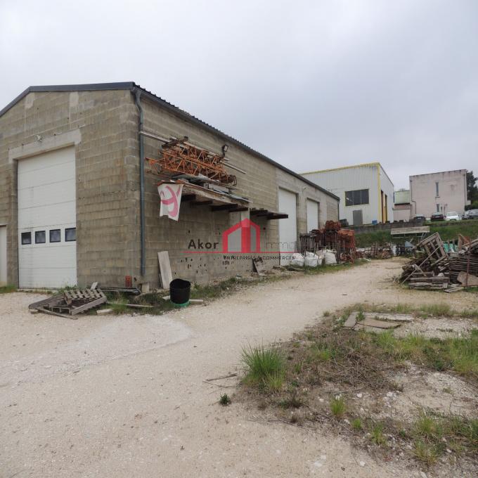 Vente Immobilier Professionnel Entrepôt Saint-Georges-sur-Baulche (89000)