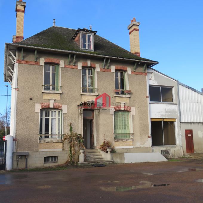 Vente Immobilier Professionnel Bureaux Auxerre (89000)
