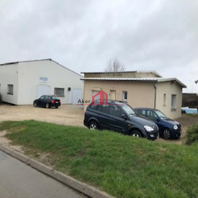 Vente Immobilier Professionnel Murs commerciaux Saint-Georges-sur-Baulche (89000)