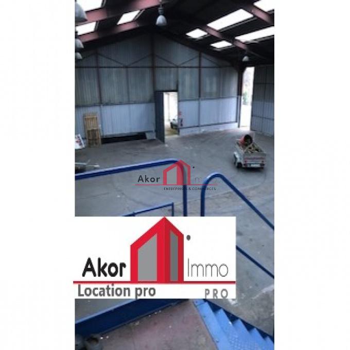 Location Immobilier Professionnel Local professionnel Appoigny (89380)